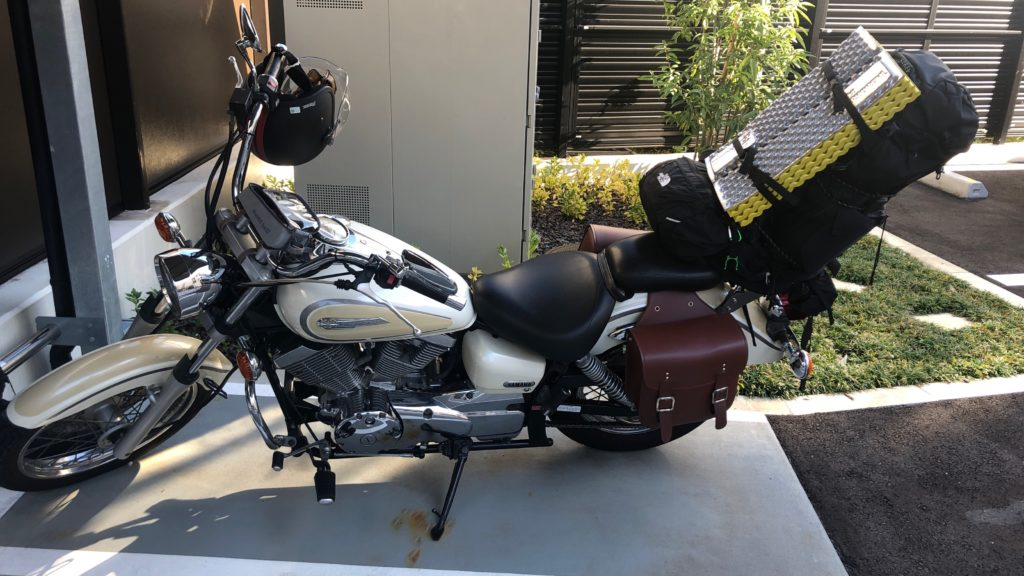 【ギア紹介】バイクでソロキャン!実際に使っているオススメのギアをご紹介
