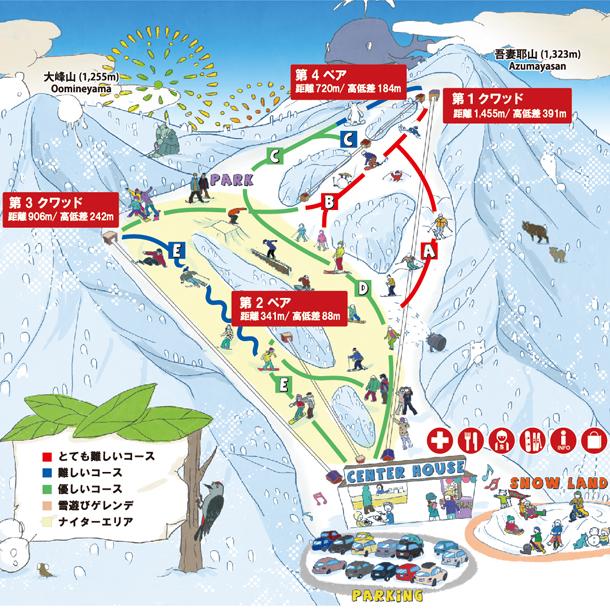 【ゲレンデレポート】ノルン水上スキー場は都会からの好アクセスを活かして朝から晩まで楽しめる!